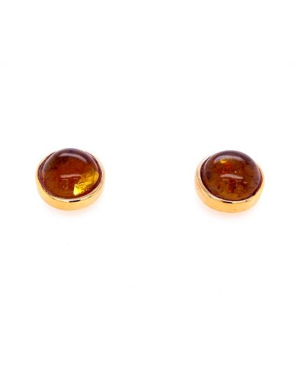 Redondo Amber Dorato Earrings
