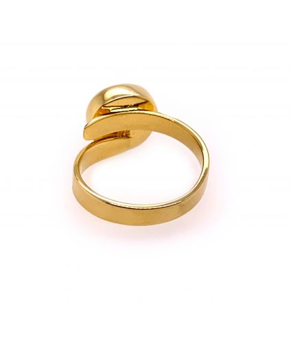 Baby Luz Gold Vermeil Ring
